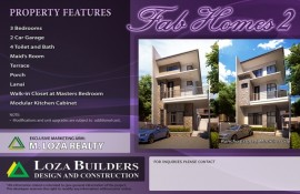 Fab Homes 2 Flyer
